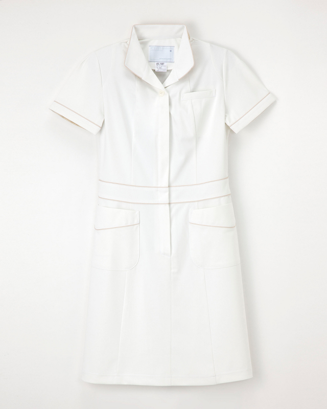【ナガイレーベン】ATL-1097【アツロウタヤマ・ワンピース・白衣・ナースウェア・Seed℃(シードシー)】☆2015年新作商品