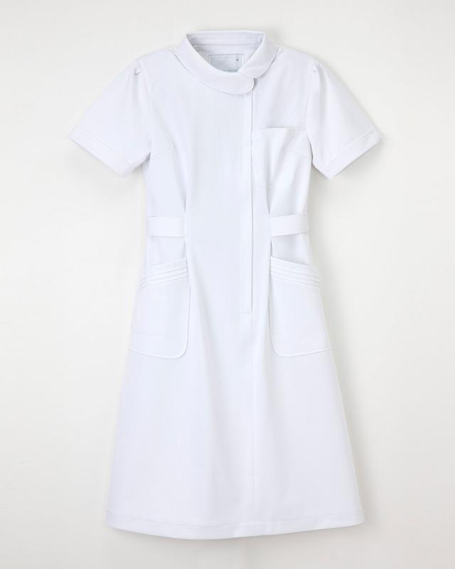 【ナガイレーベン】CA-1707【看護衣・ワンピース】★ドラマ「結婚式の前日に」使用★