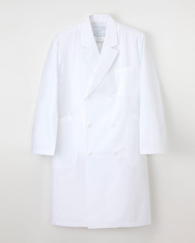 【ナガイレーベン】EM-3005【メンズ・ダブル診察衣】