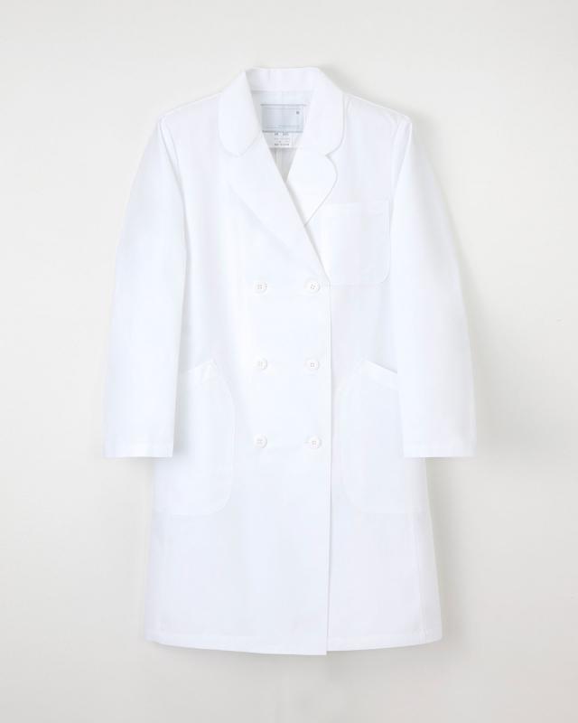 【ナガイレーベン】EM-3025【白衣・ダブル診察衣】