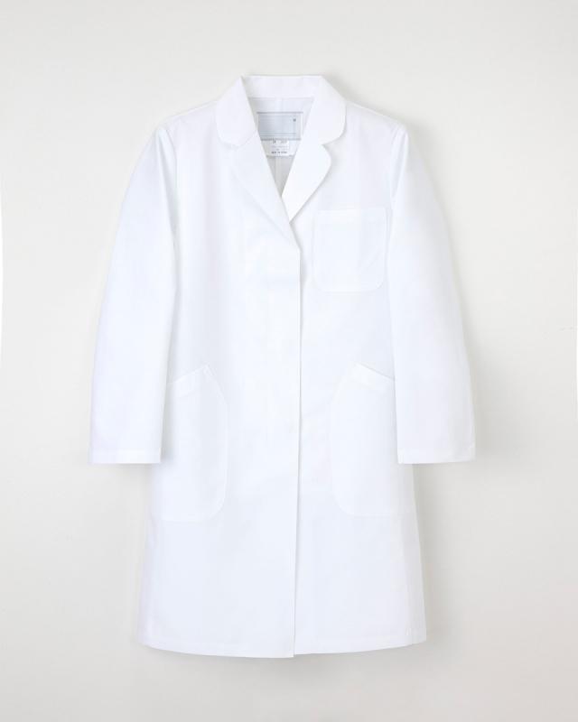 【ナガイレーベン】EM-3035【白衣・シングル診察衣】