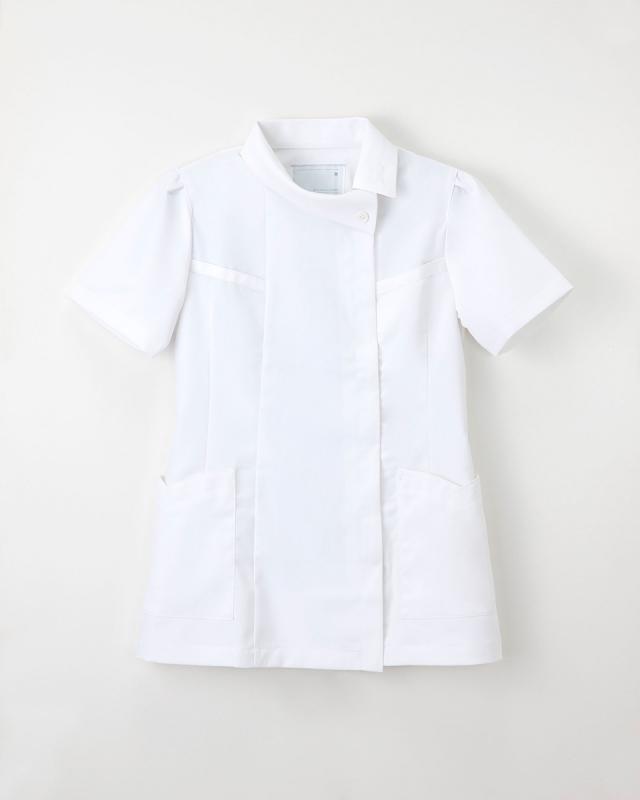 【ナガイレーベン】FE-4522【看護衣・チュニック・半袖】