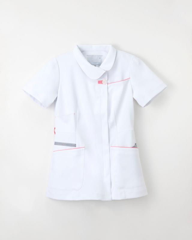 【ナガイレーベン】FT-4592【ナースウェア・白衣・半袖上衣・チュニック】☆2014年新作商品☆