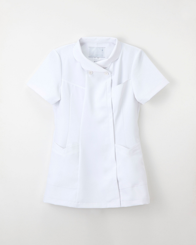 【ナガイレーベン】FY-4582【看護衣・上衣】