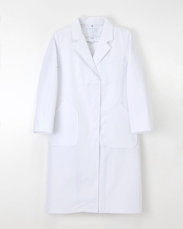【ナガイレーベン】HK-13【白衣・シングル診察衣】★ドラマ「フラジャイル」使用★