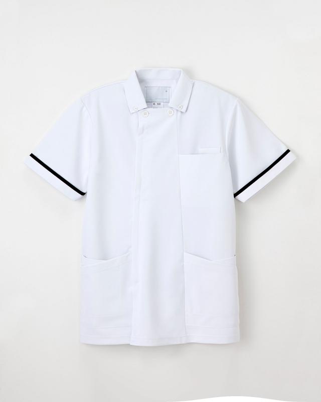 【ナガイレーベン】HO-1632【ナースウェア・男子上衣】