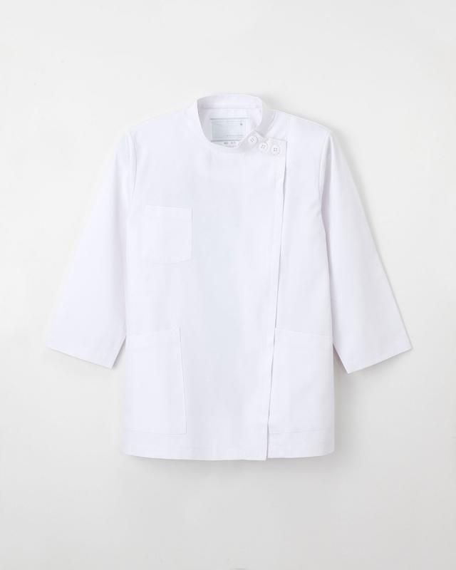 【ナガイレーベン】KES-5171【白衣・KC・8分袖】