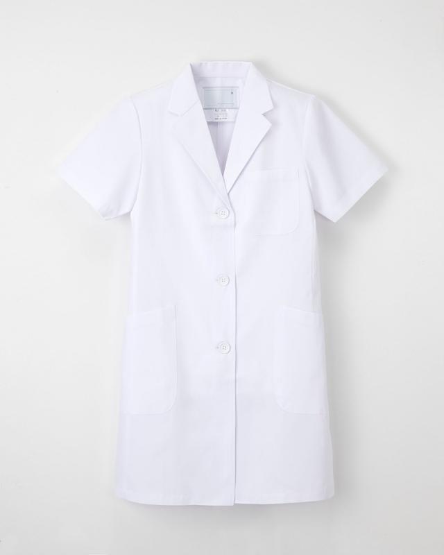 【ナガイレーベン】KEX-5132【白衣・シングル診察衣】