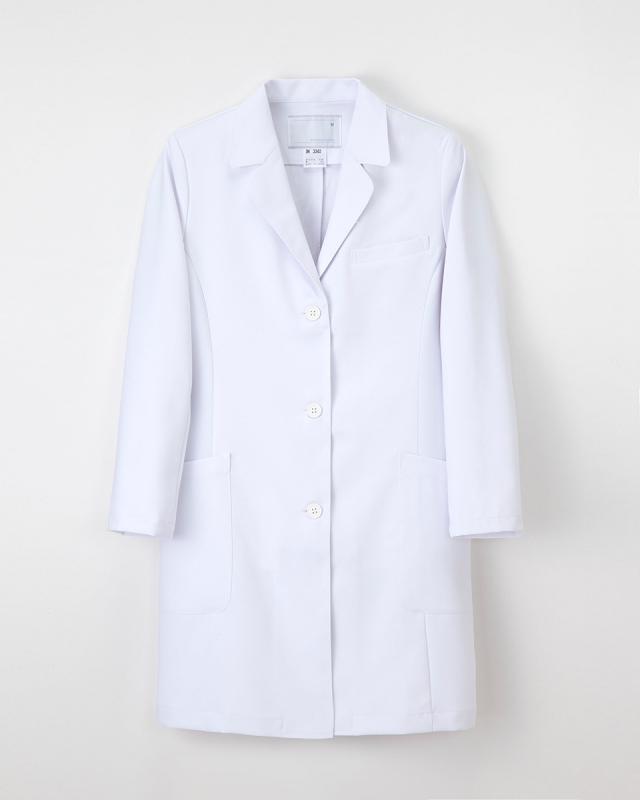 【ナガイレーベン】DK-3340【白衣・ドクターコート】