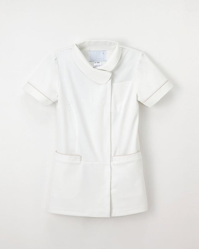 【ナガイレーベン】LH-6222【レディース半袖上衣・白衣・ナースウェア・Seed℃(シードシー)】☆2015年新作商品