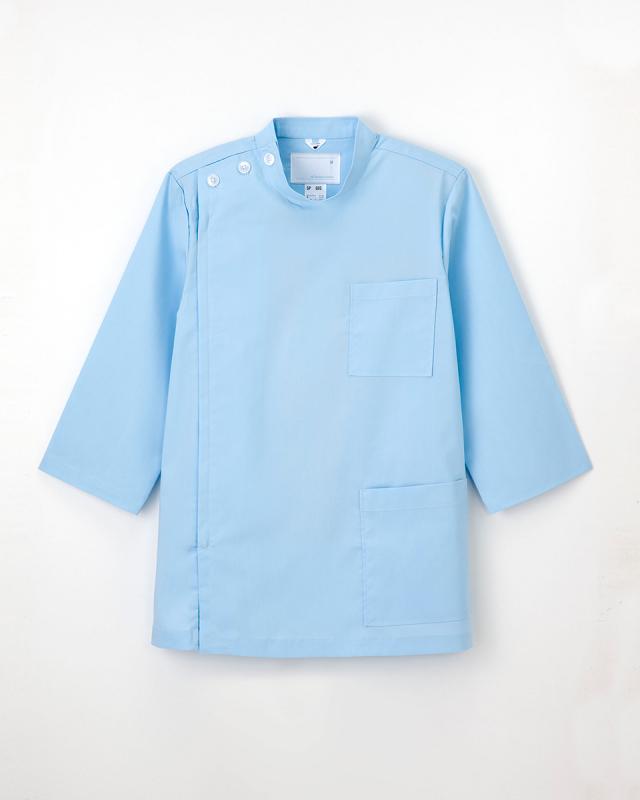 【ナガイレーベン】SP-695【メンズ白衣・男子KC・8分袖