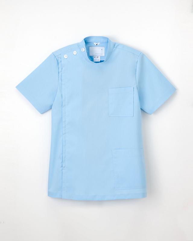 【ナガイレーベン】SP-697【メンズ白衣・男子KC・半袖】★ドラマ「DOCTORS3 最強の名医」使用★