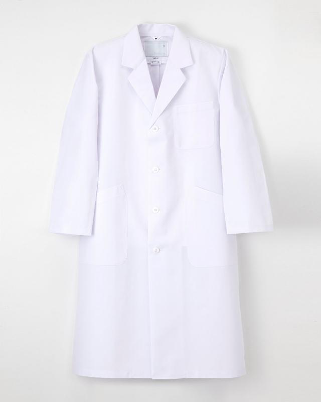 【ナガイレーベン】TAP-65【メンズ白衣・シングル診察衣】★ドラマ「フラジャイル」使用★