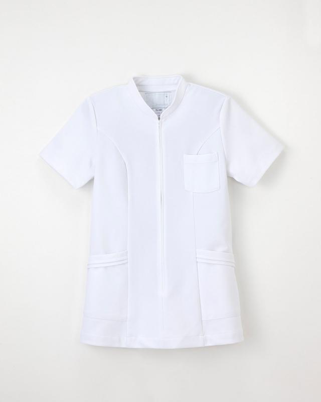 【ナガイレーベン】TS-2087【ナースウェア・上衣半袖】