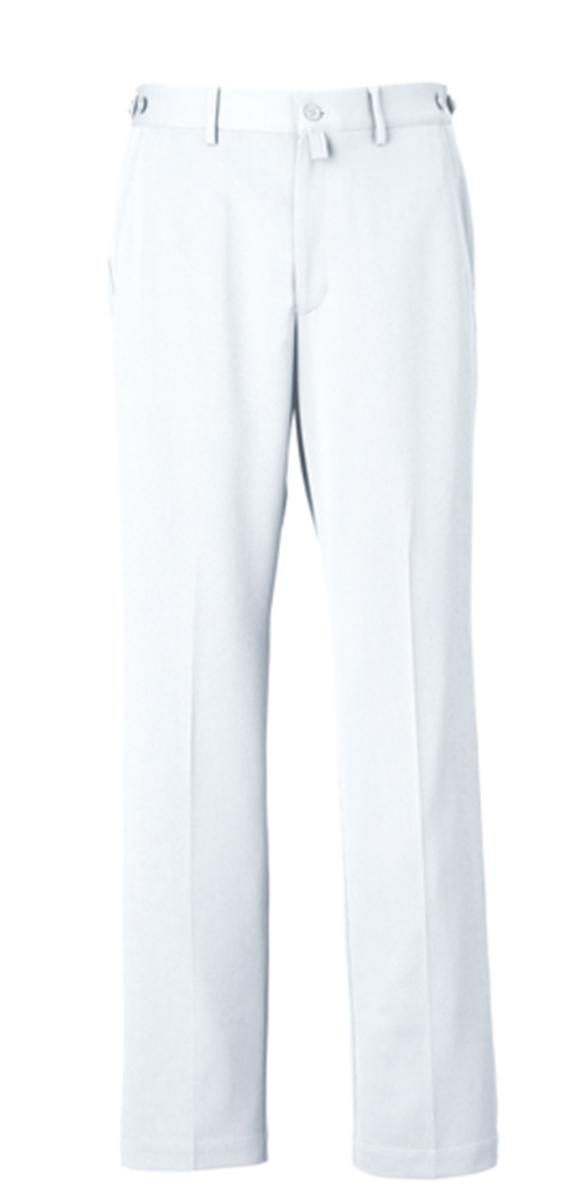 【unite×ミズノ】MZ-0017【男性用パンツ・メンズ・白衣・Dynamotion Fit】