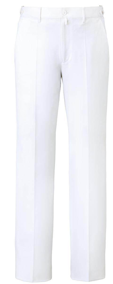 【unite×ミズノ】MZ-0071【股下マチ付メンズパンツ・男性用白衣・Dynamotion Fit】 ☆2014年新作商品☆