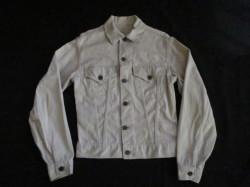 60'S LEVI'S 赤タブ BIG E ホワイトジャケット
