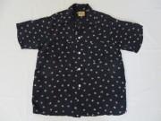 50'S NATIONAL プリントレーヨンシャツ