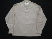 50'S Vernon ピンクネップシャツ