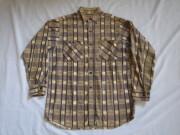 50'S FRUIT OF LOOM チェックネルシャツ
