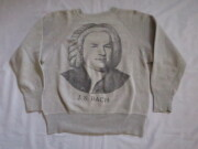 60'S J.S. BACH Sweat