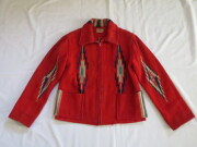 40'S CHIMAYO BLANKET Jacket