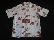 50'S McGREGOR 熱帯魚柄ハワイアンシャツ
