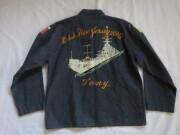 60'S 刺繍デニムジャケット