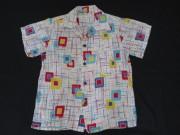 50'S Ranchos シアサッカーシャツ