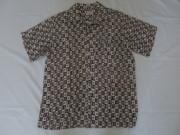 50'S Hampton アトミックコットンシャツ
