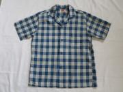 50'S PILGRIM チェックコットンシャツ