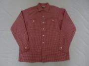 50'S Roos Bros チェックコットンシャツ