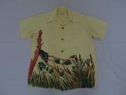 50'S Kaynee ブラックパンサーシャツ