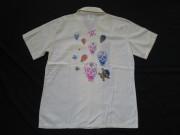 80'S SKATE RAGS プリントシャツ