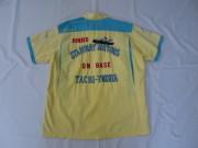 60'S DUCK Japan Made ボウリングシャツ