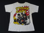 90'S STRAY CATS T-shirt