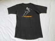 80'S ROLLERBONES Black T-shirt