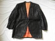 50'S Blackラメジャケット