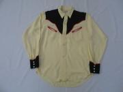 50'S RANCHER ウエスタンシャツ
