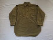 30'S ウールチンストシャツ