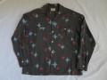 50'S TOWNCRAFT Gab shirt 絣ネップ