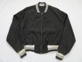 50'S BlackXWhite Sports jacket