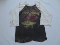 80'S Black Sabbath Tシャツ