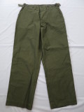 40'S US TROUSERS FIELD COTTON Pants DEAD STOCK NOS