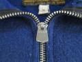 30'S タロンフックレスジッパーLOWE&CAMPBELL 2トンセーター
