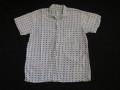 50'S PENNY'S 総柄コットンシャツ