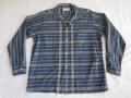 50'S ARROW ボーダーコットンシャツ
