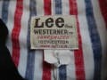 60'S Lee WESTERNER ピエロシャツ