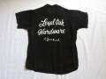50'S King Louie BlackXWhite ボウリングシャツ