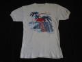 50'S ハワイ柄パイルTシャツ